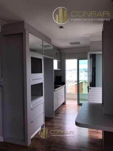 apartamento 2 dormitórios 2 vagas, pereque - 77678-1