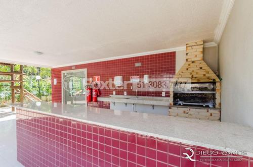 apartamento, 2 dormitórios, 45.35 m², morro santana - 161536