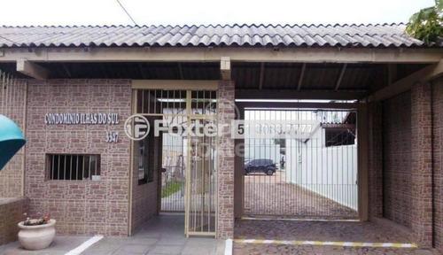apartamento, 2 dormitórios, 54.63 m², camaquã - 186397