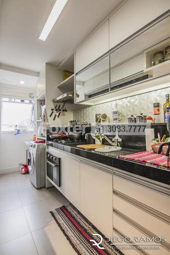 apartamento, 2 dormitórios, 56.16 m², tristeza - 163801
