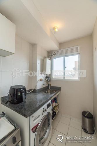 apartamento, 2 dormitórios, 56.27 m², camaquã - 182672