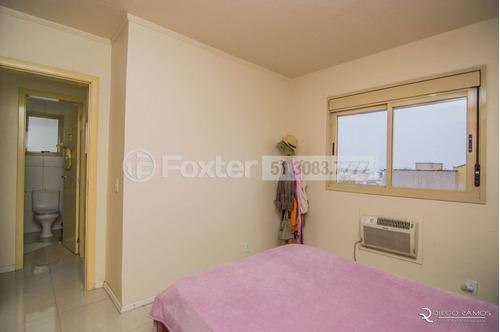 apartamento, 2 dormitórios, 57.69 m², vila monte carlo - 160734