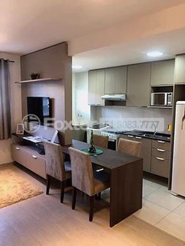 apartamento, 2 dormitórios, 59.48 m², vila monte carlo - 189106