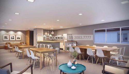 apartamento, 2 dormitórios, 60 m², marechal rondon - 180202