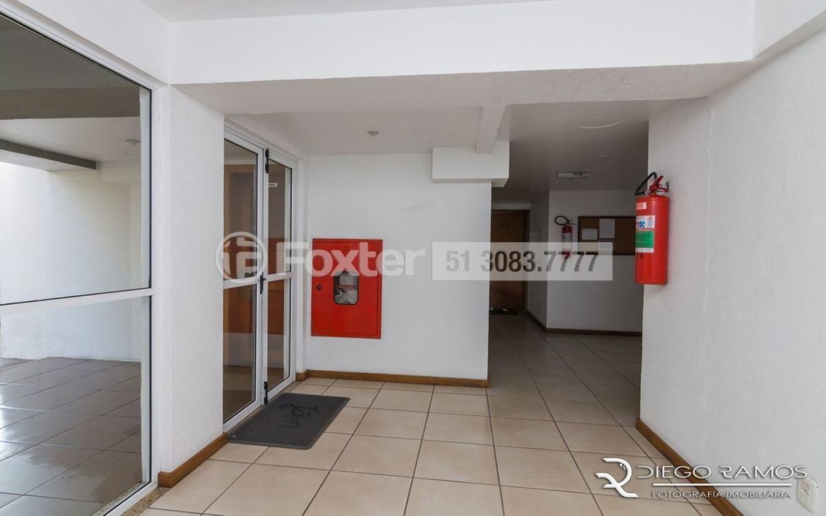 apartamento, 2 dormitórios, 61.95 m², camaquã - 157677