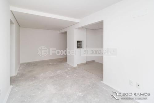 apartamento, 2 dormitórios, 66.41 m², bom jesus - 181781