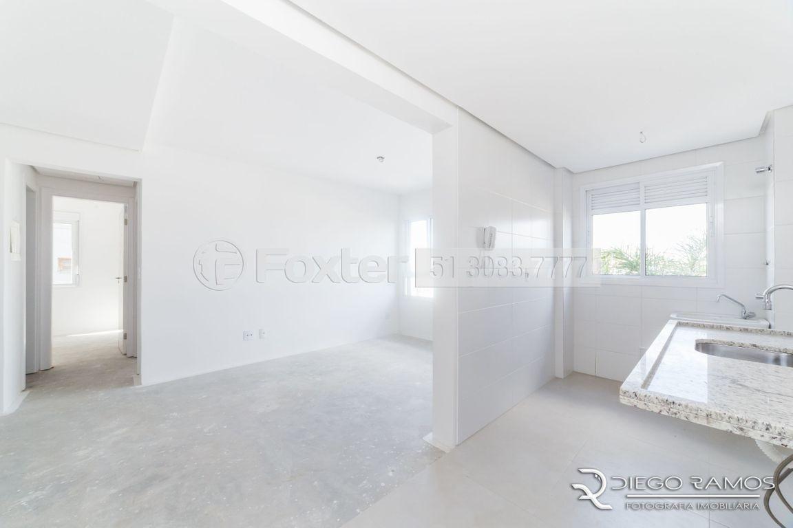 apartamento, 2 dormitórios, 69.33 m², bom jesus - 177630