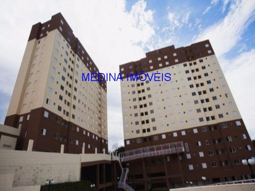 apartamento 2 dormitórios, aceita financiamento, r$ 180.000,00 - vila côrrea - ferraz - cozinha planejada!! - ap00171 - 32359533