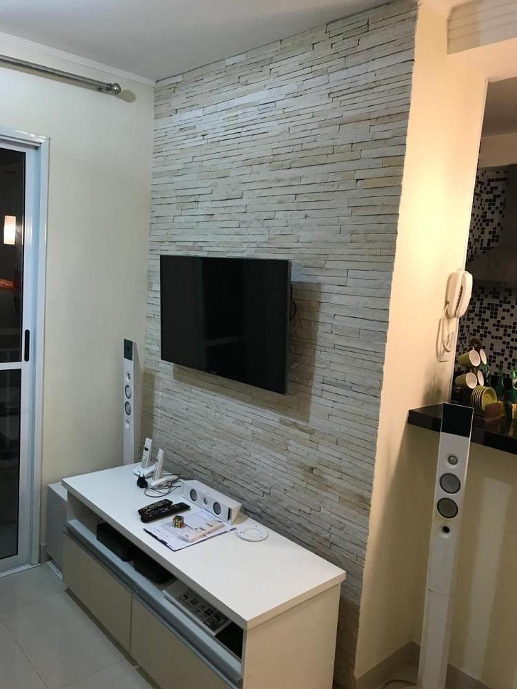 apartamento 2 dormitórios, ao lado da estação do monotrilho