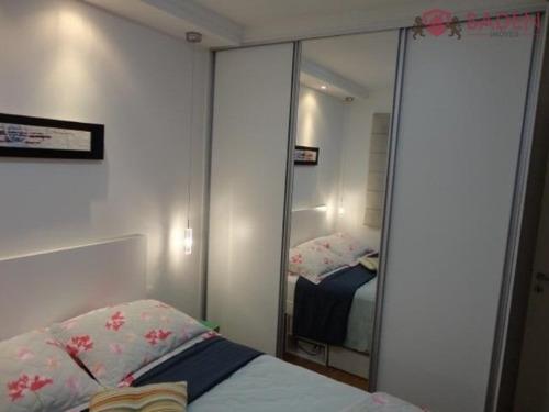 apartamento 2 dormitórios - ap02891