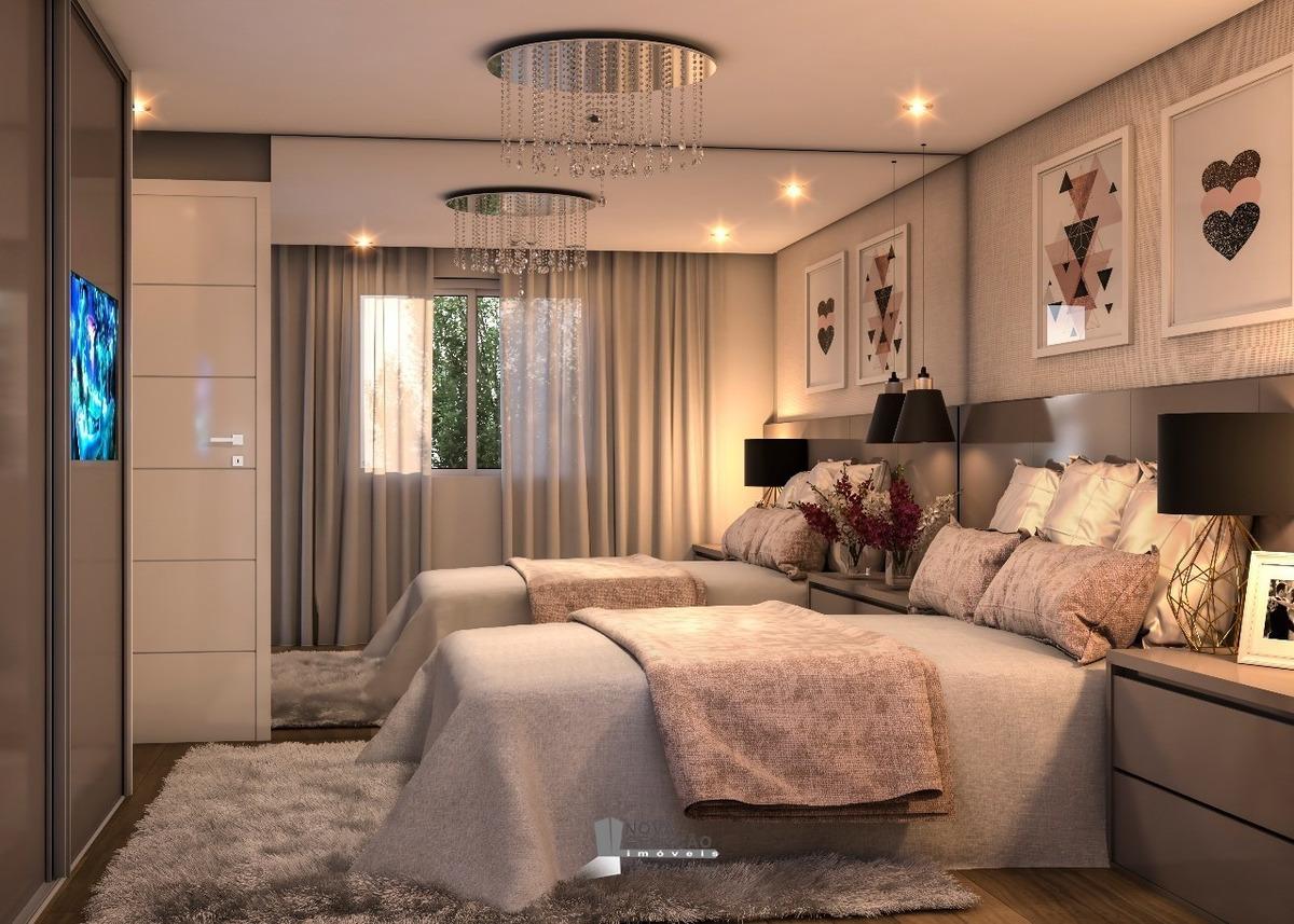 apartamento 2 dormitórios bairro lourdes - 1785-1