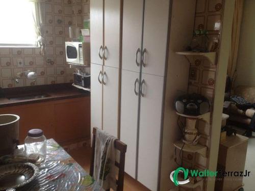 apartamento 2 dormitórios campo - grande em santos. - 781