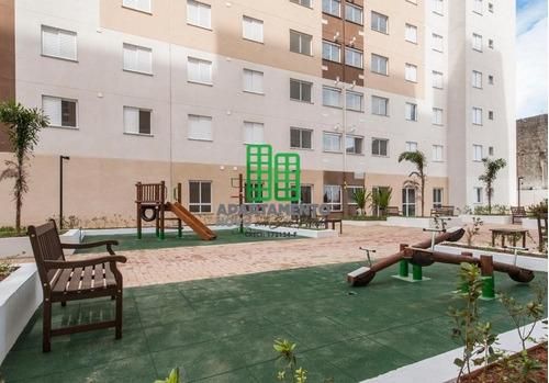 apartamento 2 dormitórios campo limpo mcmv, pronto pra morar