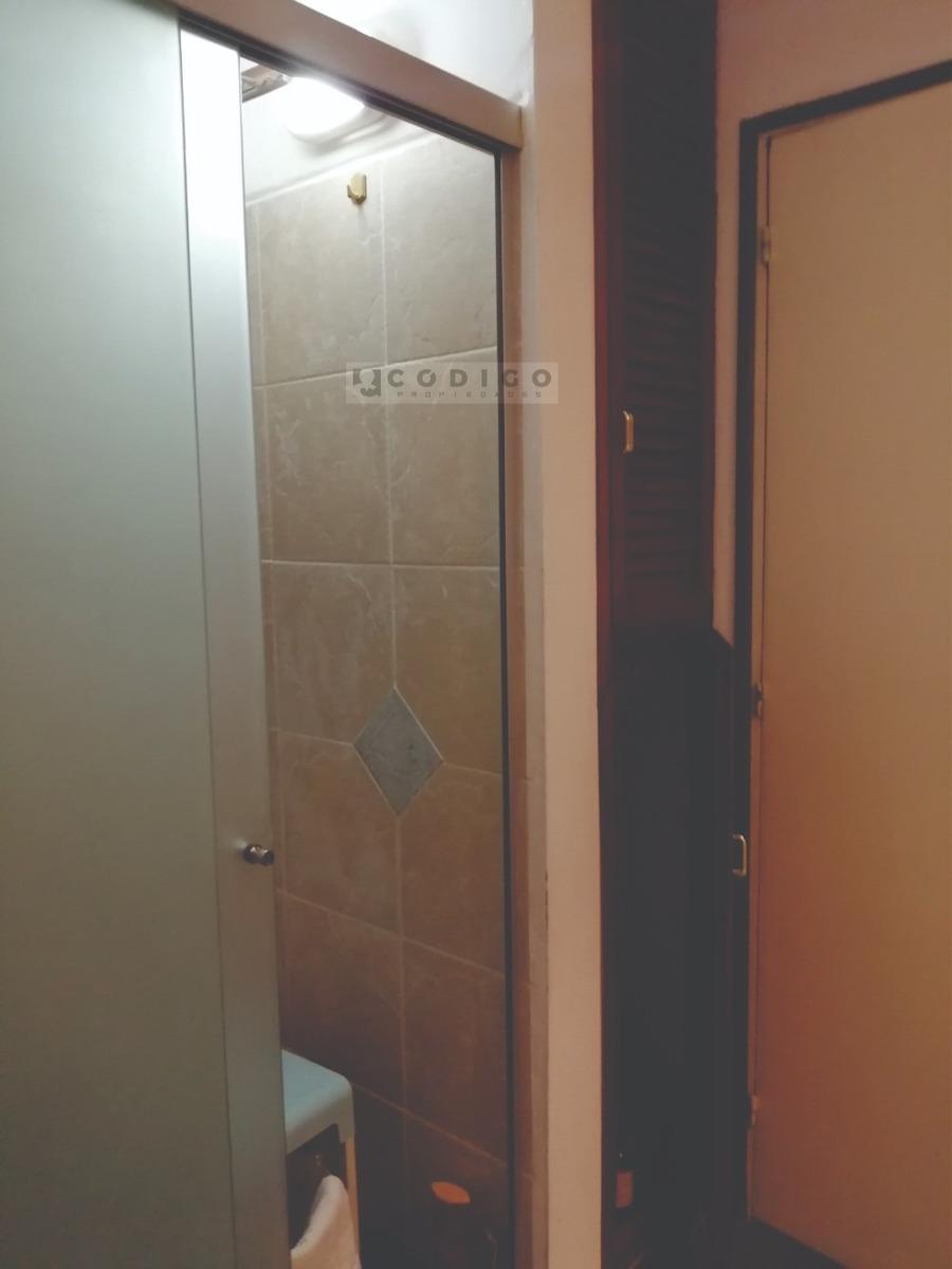 apartamento 2 dormitorios. centro.
