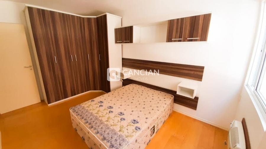 apartamento 2 dormitórios - centro, santa maria / rio grande do sul - 7353