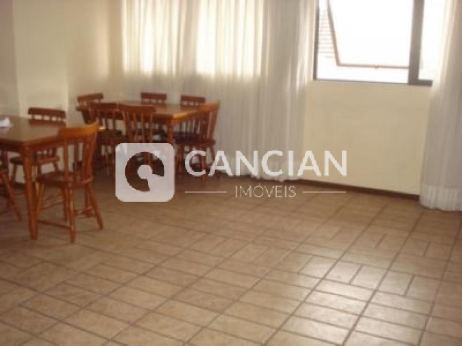 apartamento 2 dormitórios - centro, santa maria / rio grande do sul - 9552