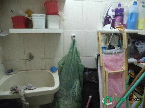 apartamento 2 dormitórios com 2 suítes. - 519