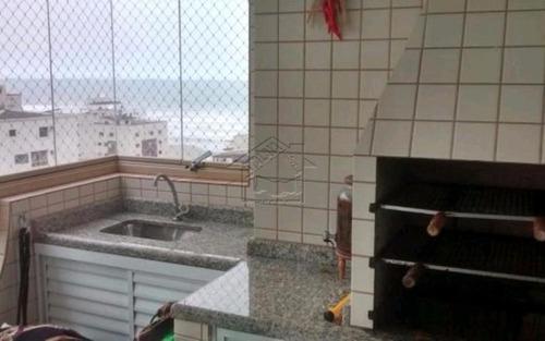 apartamento 2 dormitórios com suíte alto padrão na vila tupi em praia grande
