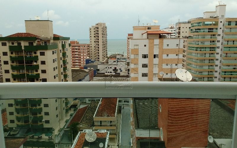apartamento 2 dormitórios com suíte na vila tupi em praia grande