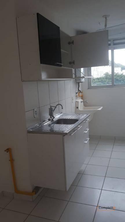 apartamento 2 dormitórios condomínio fechado - taquara-jpa - ap0235