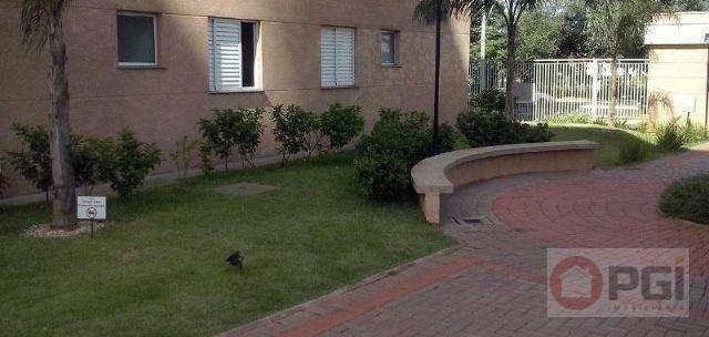 apartamento 2 dormitórios, condomínio vitale - ap4399
