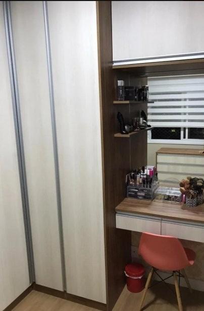 apartamento 2 dormitórios c/vaga osasco
