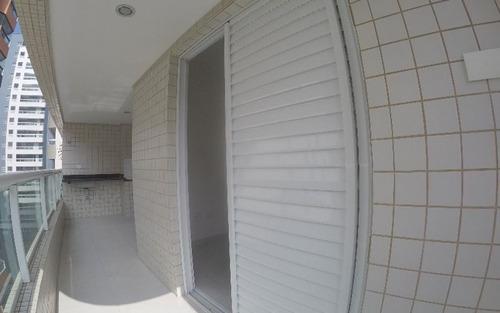 apartamento 2 dormitórios e 1 suíte na praia grande - bairro c. do forte