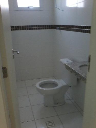 apartamento 2 dormitórios e 1 suíte no canto do forte