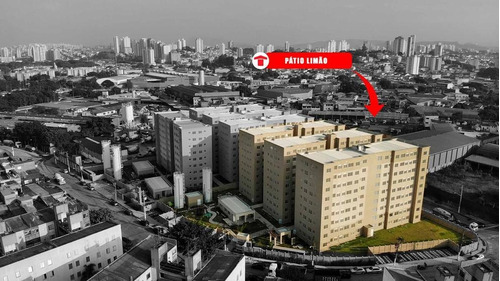apartamento 2 dormitórios - freguesia do ó - pronto para morar - ap12579