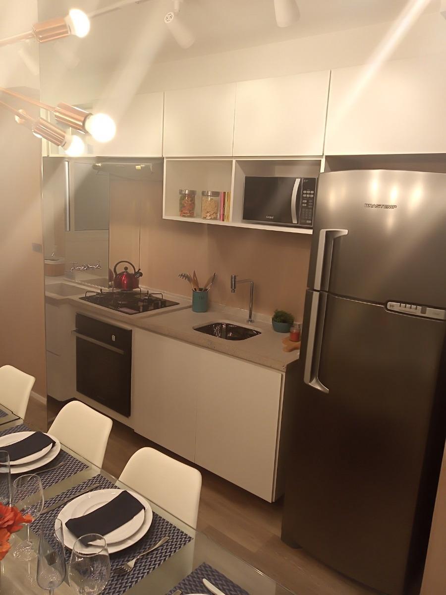 apartamento 2 dormitórios metrô campo limpo