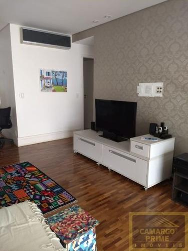apartamento 2 dormitórios mobiliado na vila romana - eb83770