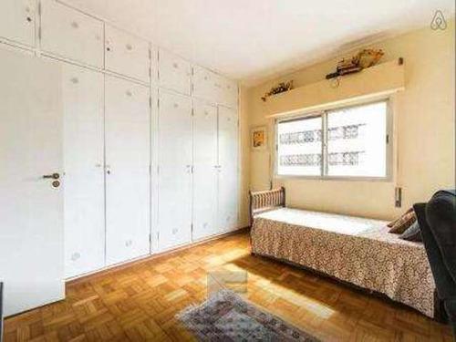 apartamento 2 dormitórios, mobiliado, no paraíso - 2164-2