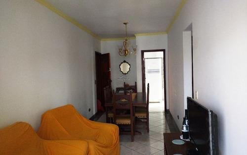 apartamento 2 dormitórios na ocian em praia grande - sp