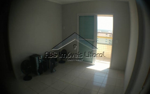 apartamento 2 dormitórios na vila caiçara em praia grande - sp
