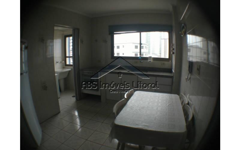 apartamento 2 dormitórios na vila caiçara praia grande - sp