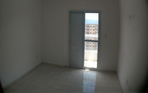 apartamento 2 dormitórios na vila tupi em praia grande - sp