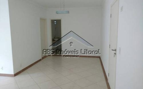 apartamento 2 dormitórios no canto do forte praia grande sp - ap 863