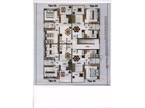 apartamento 2 dormitórios no centro navegantes sc