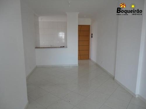 apartamento 2 dormitórios, novo!em praia grande - 2441