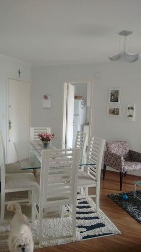 apartamento 2 dormitórios, ótima localização. ref 79240