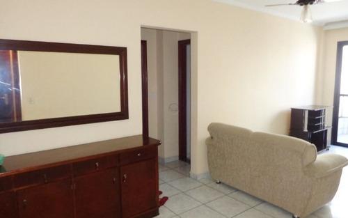 apartamento 2 dormitórios p/ alugar na guilhermina em praia grande