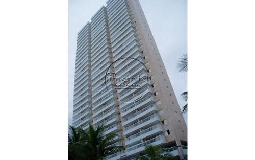 apartamento 2 dormitórios p/ venda na guilhermina prédio à beira mar