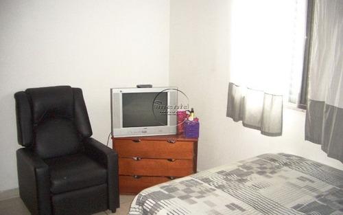 apartamento 2 dormitórios p/ venda no boqueirão em praia grande