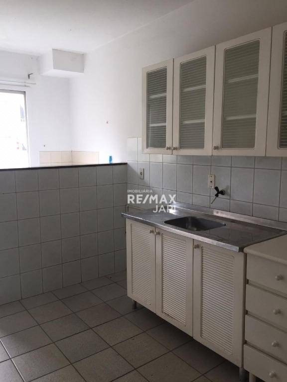 apartamento  2 dormitórios para alugar, 58 m² por r$ 850/mês - eloy chaves - jundiaí/sp - ap3120