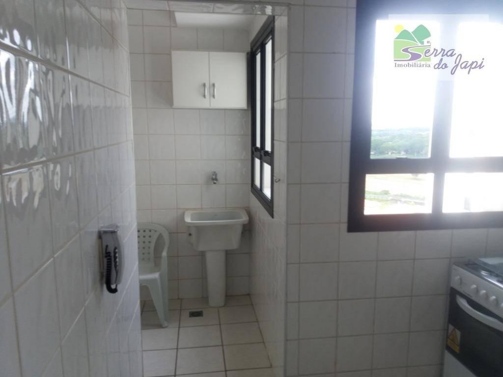 apartamento  2 dormitórios para alugar, 75 m² por r$ 1.200/mês - eloy chaves - jundiaí/sp - ap3364