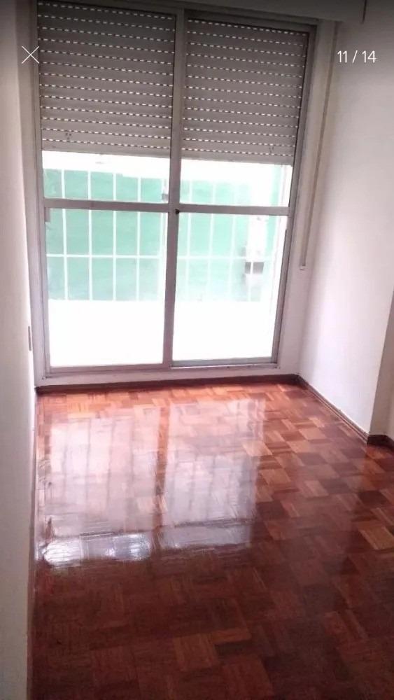 apartamento 2 dormitorios, pocitos