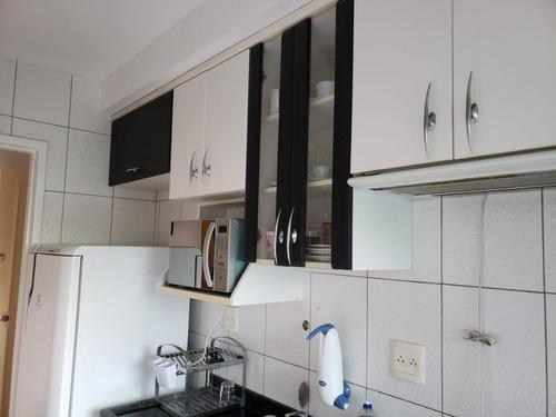 apartamento 2 dormitórios sacomã - 715