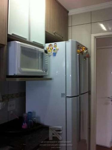 apartamento 2 dormitórios sendo 1 suite c/ 1 vaga - 1765-1