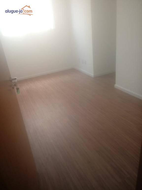 apartamento 2 dormitórios. suíte.  47 m² - jardim das indústrias - são josé dos campos/sp - ap8956