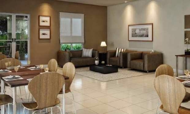 apartamento 2 dormitórios suíte sac 71m centro são bernardo